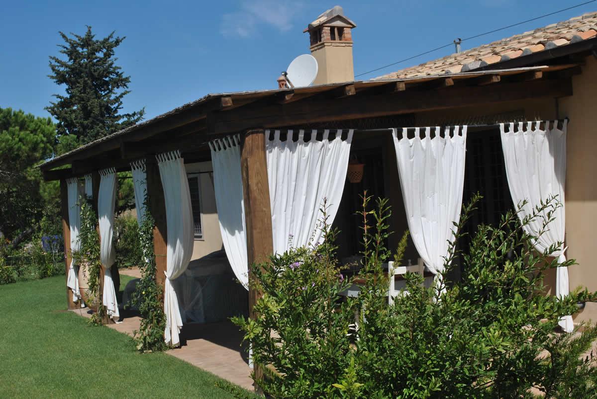 La Veranda Di Campagna casale a capalbio con piscina – casale del conicchio